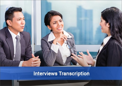 Interview Transcription